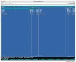 Терминал в панели - Для удобстве окно с терминалом можно развернуть на весь экран